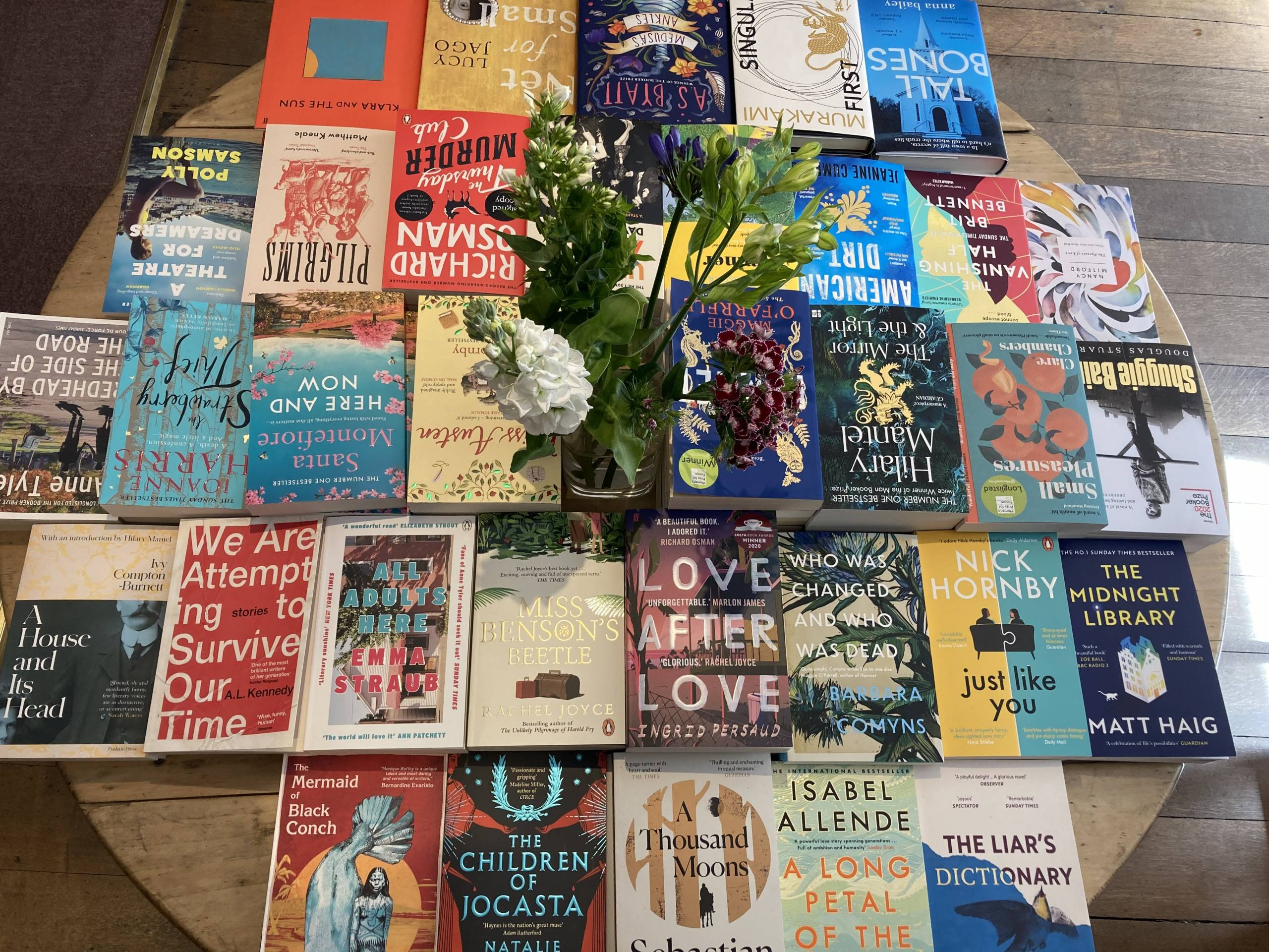Our New Fiction Table (2) 11.05.21